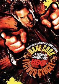 Dane Cook: Vicious Circle (TV) - 27 x 40 Movie Poster - Style A
