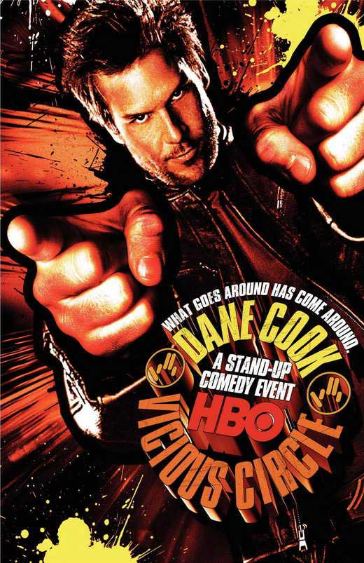 Dane Cook: Vicious Circle (TV) Movie Posters From Movie ...