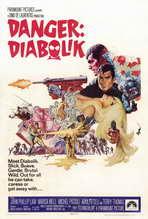 Danger: Diabolik - 27 x 40 Movie Poster - Style C