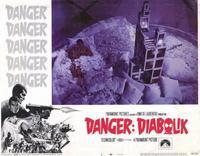Danger: Diabolik - 11 x 14 Movie Poster - Style A