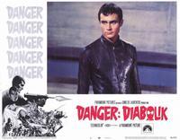 Danger: Diabolik - 11 x 14 Movie Poster - Style D