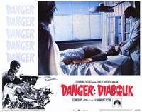 Danger: Diabolik - 11 x 14 Movie Poster - Style H