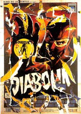 Danger: Diabolik - 11 x 17 Movie Poster - Italian Style A