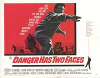 Danger Has Two Faces - 11 x 14 Movie Poster - Style A