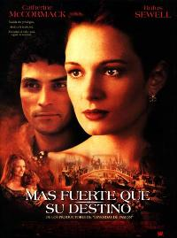 Dangerous Beauty - 11 x 17 Movie Poster - Spanish Style A