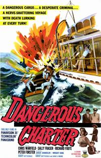 Dangerous Charter - 11 x 17 Movie Poster - Style A