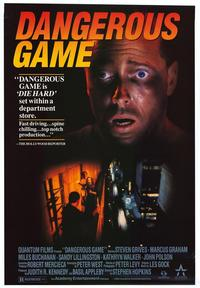 Dangerous Game - 27 x 40 Movie Poster - Style A