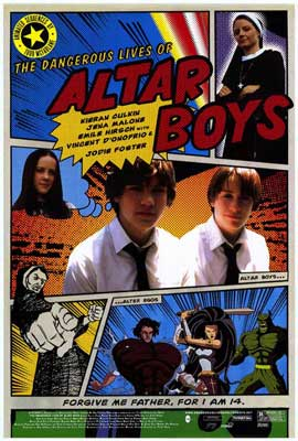 The Dangerous Lives of Altar Boys - 27 x 40 Movie Poster - Style A