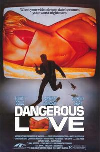Dangerous Love - 11 x 17 Movie Poster - Style B