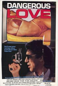 Dangerous Love - 27 x 40 Movie Poster - Style A