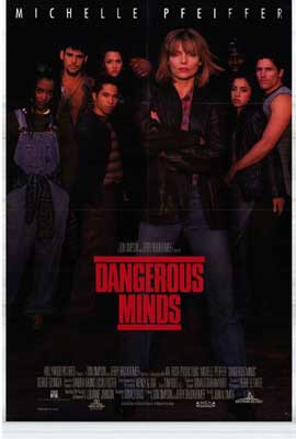 Dangerous Minds - 11 x 17 Movie Poster - Style B