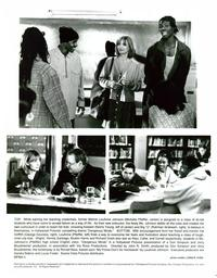 Dangerous Minds - 8 x 10 B&W Photo #3