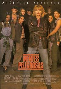 Dangerous Minds - 11 x 17 Movie Poster - Spanish Style A