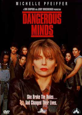 Dangerous Minds - 27 x 40 Movie Poster - Style B