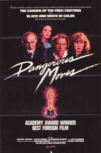 Dangerous Moves - 11 x 17 Movie Poster - Style A