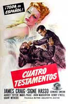 Dangerous Partners - 11 x 17 Movie Poster - Spanish Style A