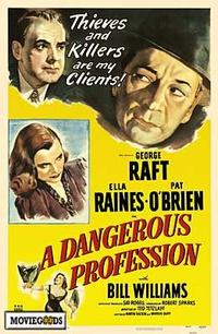 Dangerous Profession - 27 x 40 Movie Poster - Style A