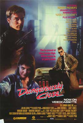Dangerously Close - 11 x 17 Movie Poster - Style A