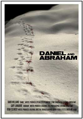 Daniel and Abraham - 43 x 62 Movie Poster - Bus Shelter Style A
