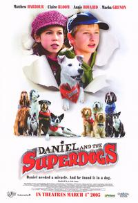 Daniel and the Superdogs - 43 x 62 Movie Poster - Bus Shelter Style A