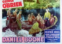 Daniel Boone - 11 x 14 Movie Poster - Style A