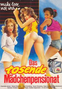 Danish Pastries - 27 x 40 Movie Poster - German Style A