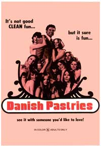 Danish Pastries - 11 x 17 Movie Poster - Style A