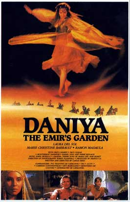 Daniya, jardin del harem - 11 x 17 Movie Poster - Style A