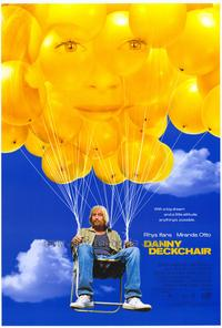 Danny Deckchair - 27 x 40 Movie Poster - Style B