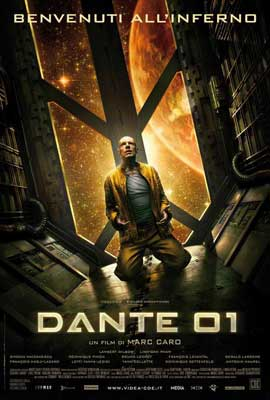 Dante 01 - 27 x 40 Movie Poster - Italian Style A