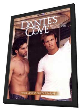 Dante's Cove - 11 x 17 Movie Poster - Style B - in Deluxe Wood Frame