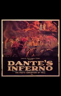 Dante's Inferno - 43 x 62 Movie Poster - Bus Shelter Style A
