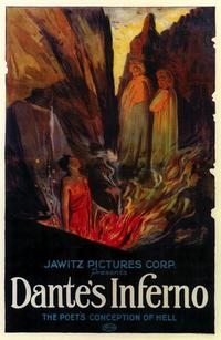 Dante's Inferno - 11 x 17 Movie Poster - Style A