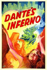 Dante's Inferno - 11 x 17 Movie Poster - Style B