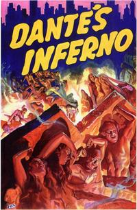 Dante's Inferno - 11 x 17 Movie Poster - Style C