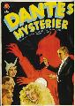 Dante's Mysteries - 11 x 17 Movie Poster - Swedish Style A