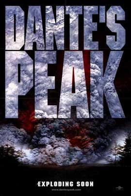 Dante's Peak - 11 x 17 Movie Poster - Style A