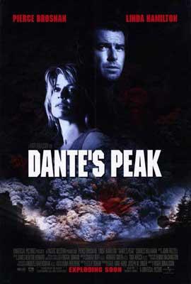 Dante's Peak - 11 x 17 Movie Poster - Style B