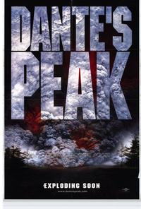 Dante's Peak - 27 x 40 Movie Poster - Style A