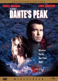 Dante's Peak - 11 x 17 Movie Poster - Style D