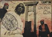 Danton - 11 x 17 Movie Poster - Polish Style A