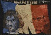 Danton - 11 x 17 Movie Poster - Polish Style B