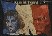 Danton - 27 x 40 Movie Poster - Polish Style A