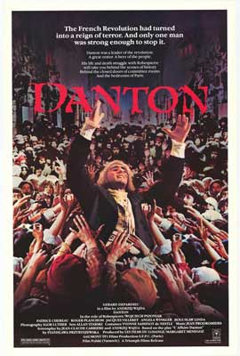 Danton - 27 x 40 Movie Poster - Style A