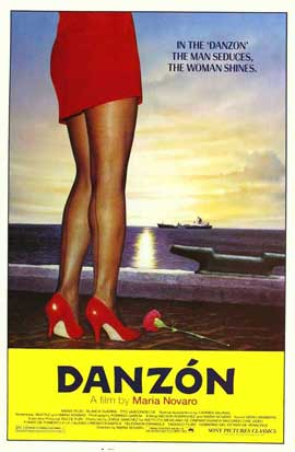 Danzon - 11 x 17 Movie Poster - Style A