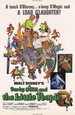 Darby O'Gill and the Little People - 11 x 17 Movie Poster - Style AA