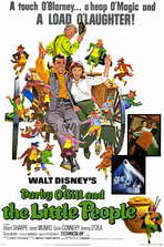 Darby O'Gill and the Little People - 11 x 17 Movie Poster - Style A