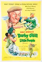 Darby O'Gill and the Little People - 11 x 17 Movie Poster - Style C