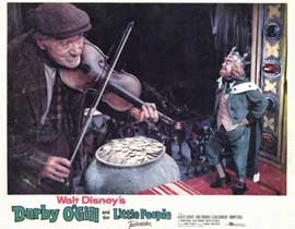 Darby O'Gill and the Little People - 11 x 14 Movie Poster - Style E