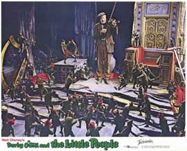 Darby O'Gill and the Little People - 11 x 14 Movie Poster - Style G